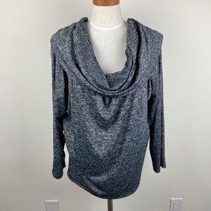 Como Vintage Cowl Neck Sweater